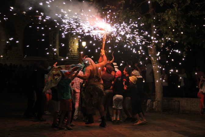 The most frightening fiesta in Spain that you shouldn't miss