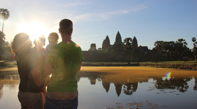 Exploring Angkor temples with kids – Parents survival guide for Siem Reap